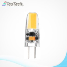 DC12 2W LED G4 silicon bulb
