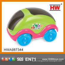 Funny battery operated small plastic toy car for kids