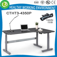 Madrid hot selling electric height adjustable office desk & top quality height adjustable exectric office table