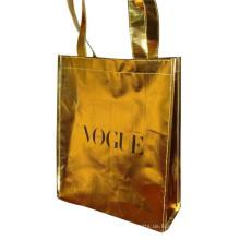 PP Gold Tasche PP gewebte Tasche