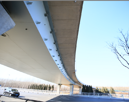 customized steel structure highway bridge