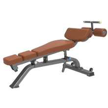 Commercial Gyem Equipment Adjustable Decline Bench