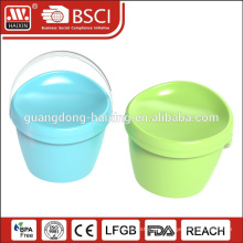 HAIXING Durable plastic fishing stool Fishing barrel bucket