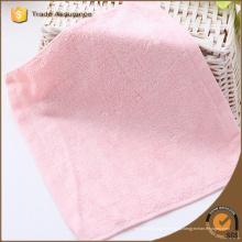 """Стиральная машина для лица 100% Бамбуковая махровая мочалка 10 """"x10"""" Детское полотенце для лица"""