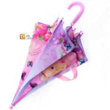 Transfert de chaleur imprimer Chlidren parapluie (YS-Sk002A)