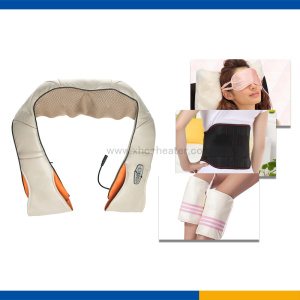Customized Infrared Heating Pad for Back Pain Therapy