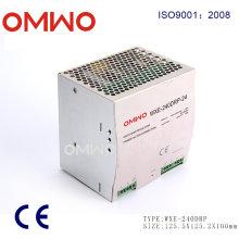 220V / 110V AC para fonte de alimentação Wxe-240drp-24 de LED 240W 24V 4.10A DC