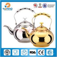 bouilloire en acier inoxydable / pot de thé / bouilloire de thé coloré http://meiming.en.alibaba.com/