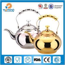 chaleira de aço inoxidável / bule de chá / chaleira de chá colorido http://meiming.en.alibaba.com/