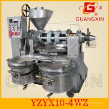 Heißer Verkaufs-Multifunktionsschrauben-Ölpresse Yzyx10-4wz 3.5tons