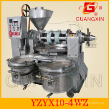 Hot Sale Multi-Function Screw Oil Press Yzyx10-4wz 3.5tons