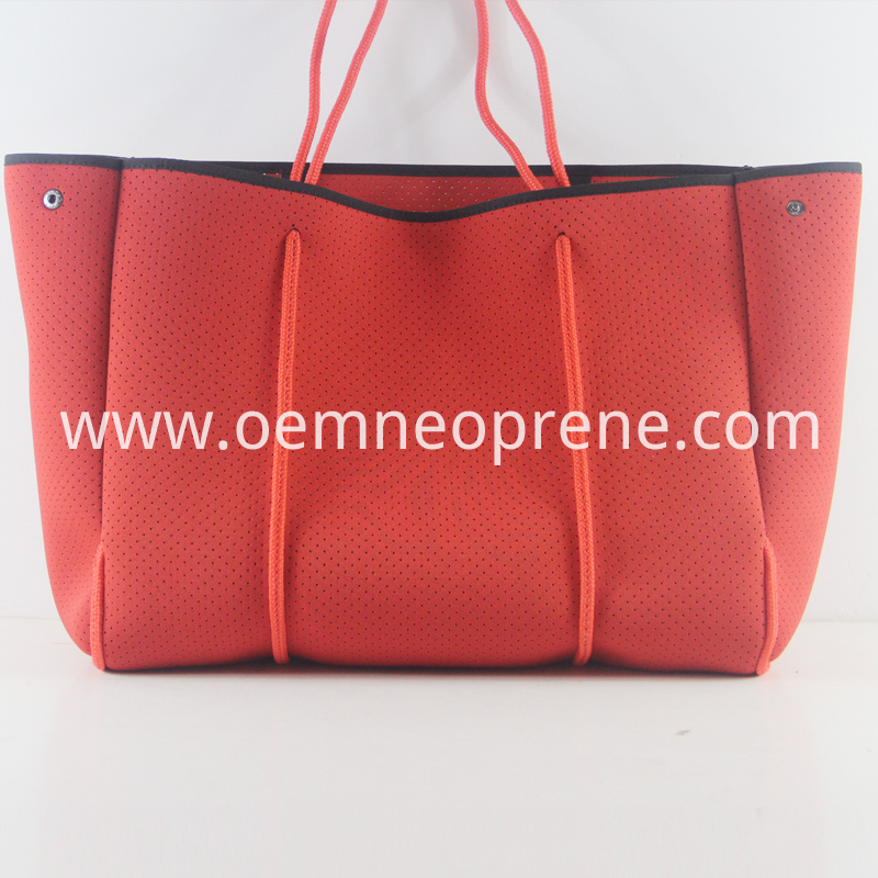 ladies beach tote bag