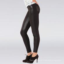 Sexy cobra padrão senhora calças