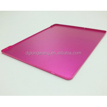 Precision stamping OEM custom machined anodized aluminum laptop shell