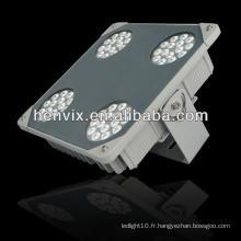 Eclairage imperméable à l'eau de paroi à LED extérieure de 60w