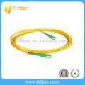 SC singlemode 9 / 125um de alta qualidade Fibra óptica patch cord