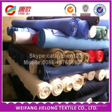 stock fabric plain dyed fabric