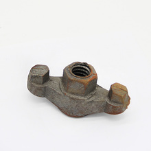 Formwork accessories t type tie rod and nut