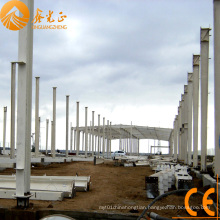 Prefabricated Steel Structure Warehouse (SS-14707)
