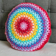 Crochet Cushion Pattern Crochet Pattern