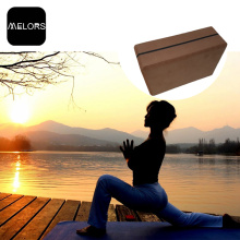 Bloc de yoga de remise en forme d'exercice en mousse haute densité EVA