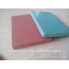 Panneau de mousse de PVC de haute densité d'armoires de cuisine / panneau de PVC