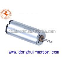 Motor elétrico da CC do diâmetro de 12mm mini, motor da CC RF-1230