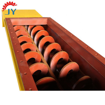 Sand and water separation equipment