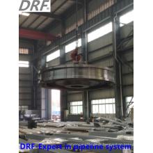 Port Wheel (Vente d'usine de forgeage de roues de locomotive en acier inoxydable)