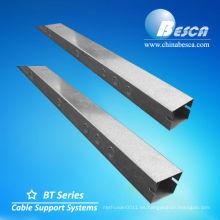 Tronco metálico / Conducto de cable de metal Precio del fabricante (UL, cUL, SGS, IEC, CE)