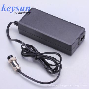 36v 4.4ah li-ion battery charger for scooter with UL certification
