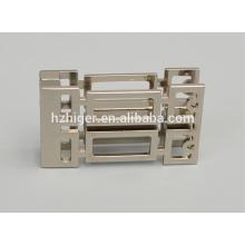El aluminio de la aleación del cinc de la precisión de la fuente de la fábrica a presión fundición que adorna piezas