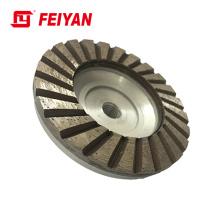 FEIYAN Diamond Tool Aluminum Diamond Cup Wheel Granite Grinding Cup Wheel