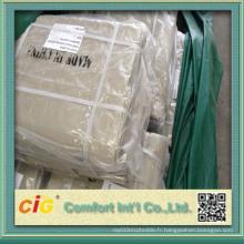 Bâche recouverte de PVC pour couverture de camion