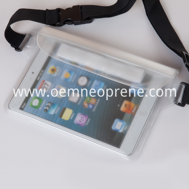white Waterproof Bag