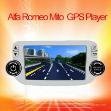 Vidéo de voiture pour Alfa Romeo Mito Brand DVD Player