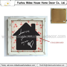 Message Chalkboard Signs Wooden Craft China Manufacture