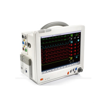 12,1 pouces modulaire moniteur Patient multiparamètres Touch écran portatif signes vitaux surveiller Ce certificat (SC-C70)