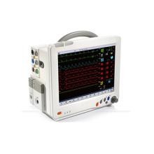 12,1-дюймовый Модульная Многопараметрический монитор сенсорный экран портативный жизненно важные признаки контролировать сертификат Ce (SC-C70)