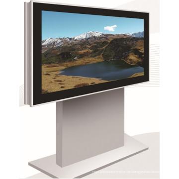 65-Zoll-Werbung im Freien Digital-Bildschirme