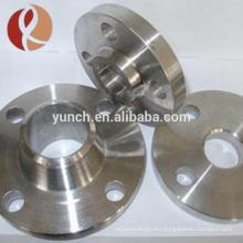 Sujetadores de proveedor Baoji M7x32 12 puntos de brida de cabeza de perno de titanio