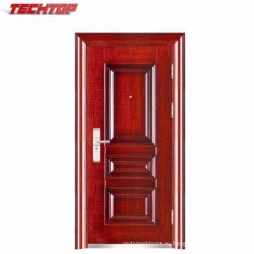 ТПС-035 Китай Профессиональное изготовление стальные двери двери для домашнего офиса