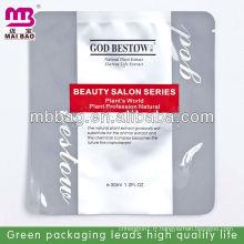 Poudre cosmétique de masque d'emballage de sachets en plastique