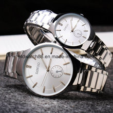 Best Steel Round His and Her Wristwatches for Lover