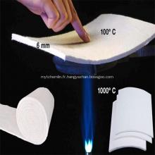 Tissu isolant NANO Pyrogel Airgel Silica Airgel