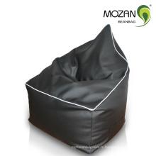Couvertures en sac en soie en tissu noir en tissu noir