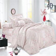 Customized Polyester Printed Plain Voile Woven Bedding Sets