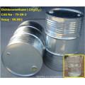 Buen precio ch2cl2, cloruro de metileno El producto utiliza tambores de acero originales 99,9% de pureza para el mercado de Indonesia