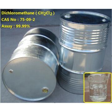 Bon prix ch2cl2, chlorure de méthylène Le produit Dichlorométhane Humidité 0.01% 99.9% de pureté
