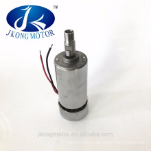 Kleinspindelmotor 300W mit Halterung und Spannzange